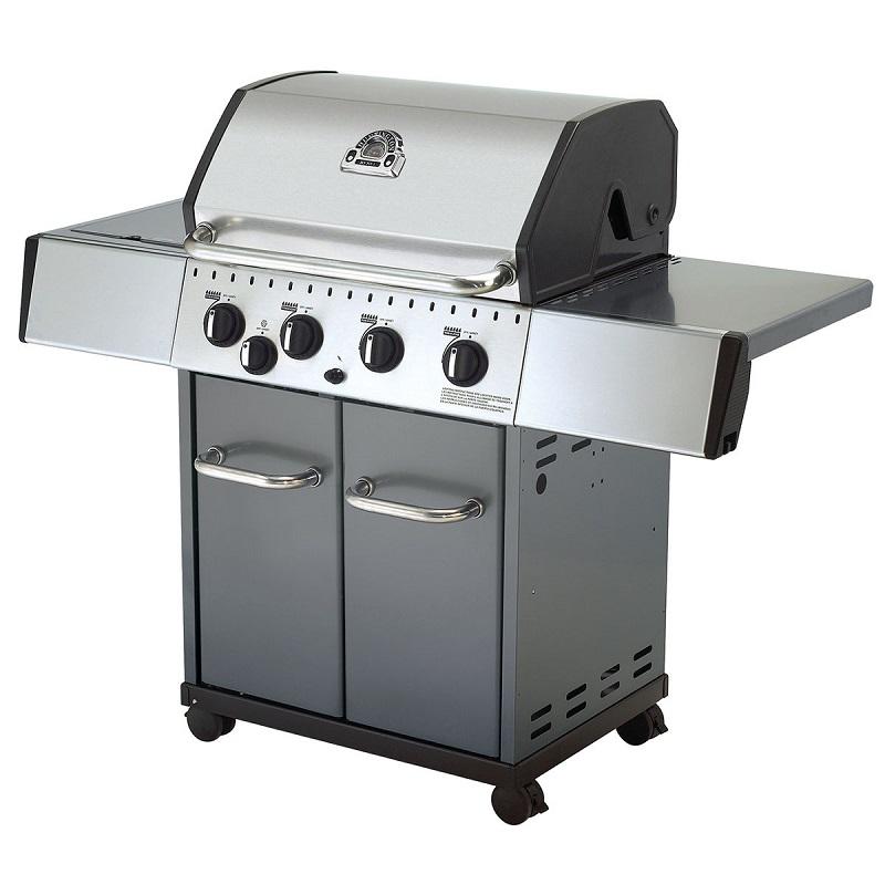Barbecue Americano a gas